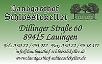 Landgasthof Schlösslekeller